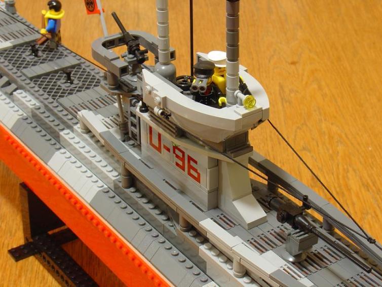 u-96 parte superior