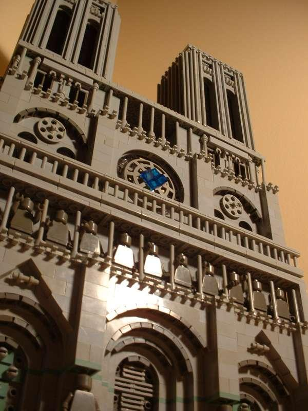 Catedral de Notre Dame, por Arthur Gugick