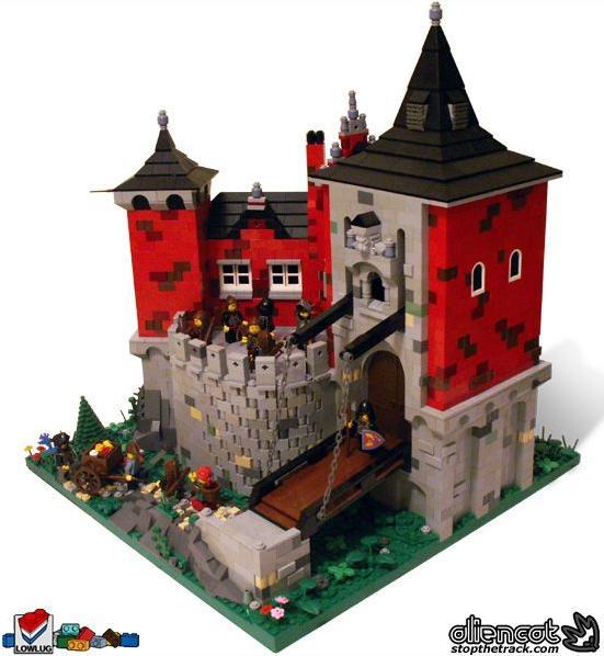 Castillo de Meyheim, por Aliencat