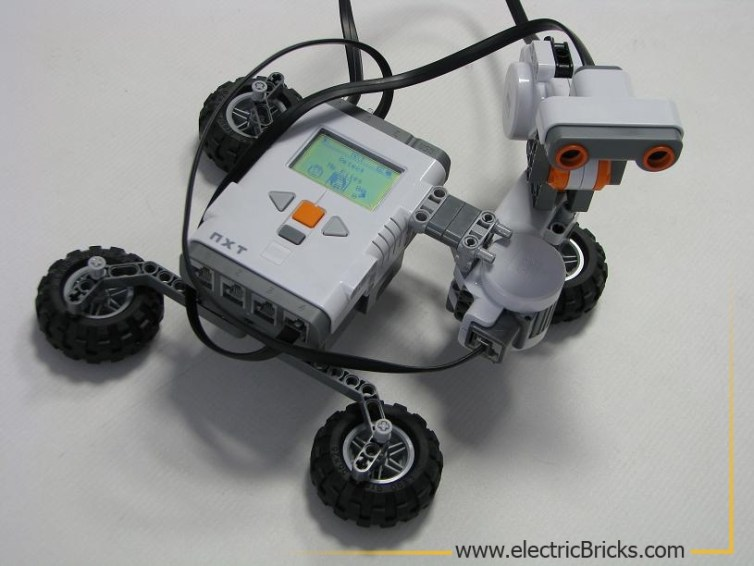 NXT sonar 3D - electricBricks