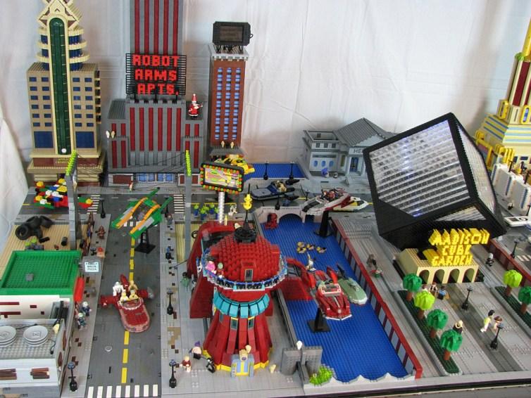 Nueva York Futurama