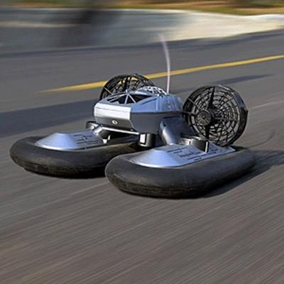 hovercraft rc 400