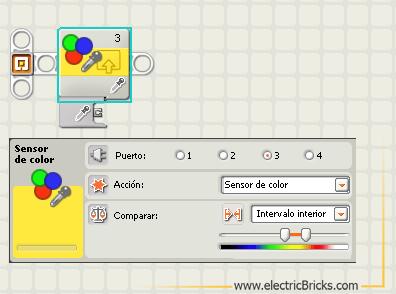 Sensor Color