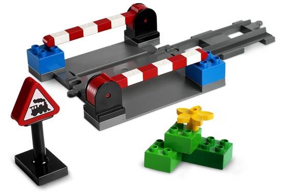 Paso nivel con Power Functions WeDo y Scratch: Paso a nivel LEGO DUPLO