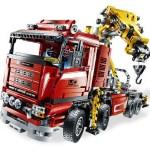 8258 Camión Grúa LEGO Technic