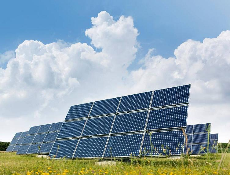 Paneles para generación de energía solar