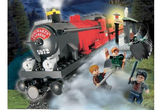 4758-1 Hogwarts Express II