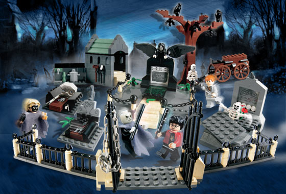 4766-1 Graveyard Duel