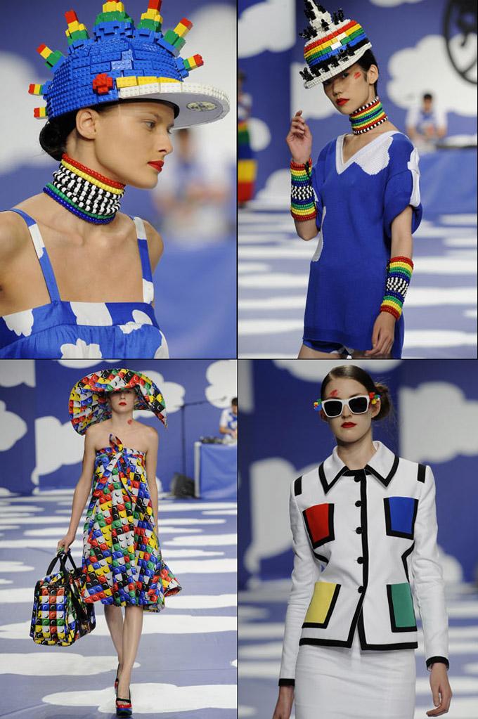 LEGO y la moda