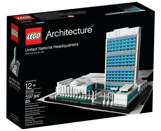 arquitectura lego 21018