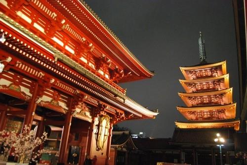 Sensō-ji, templo budista del s.VII