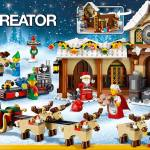 #10245 Santa's Workshop