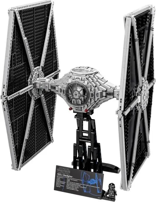 tie fighter figura
