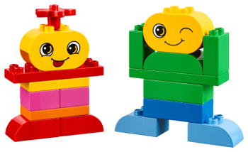 LEGO Education Build me emotions