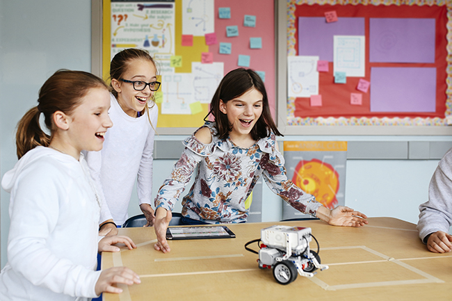 LEGO MINDSTORMS Education EV3 Kids