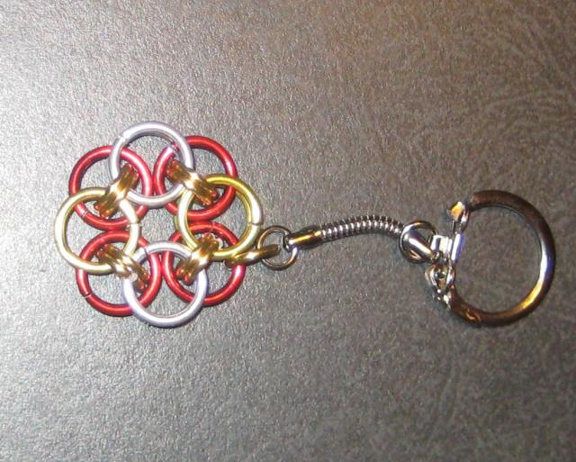 Wire Key Chain