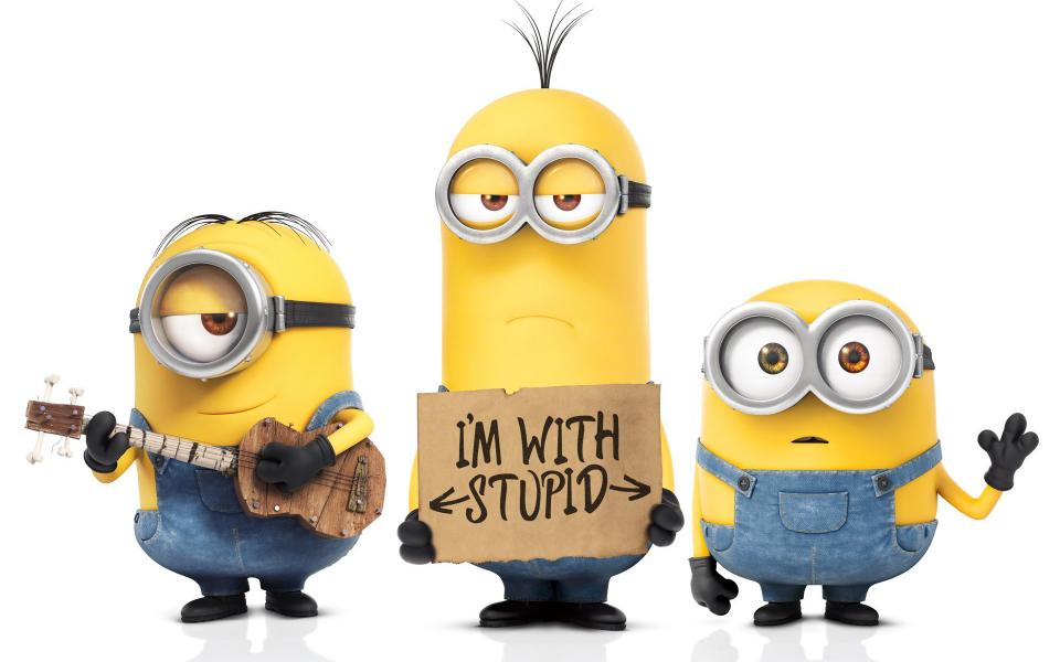 46) Went to See Minions #NewThingEveryDay