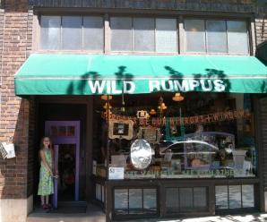47) Visited Farmer's Market, Midtown Global Market, and Wild Rumpus #NewThingEveryDay