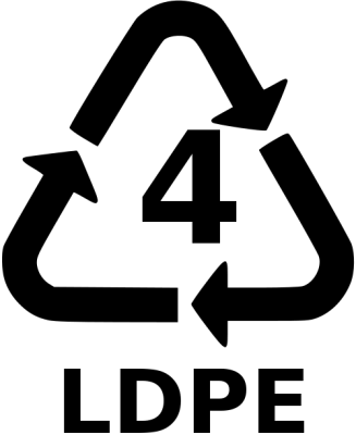 Recycling #4 Plasctic