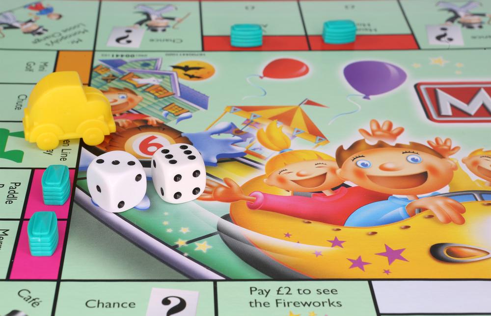 jocuri pentru copii, Monopoly Junior
