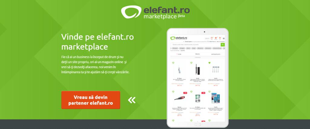 elefant.ro marketplace