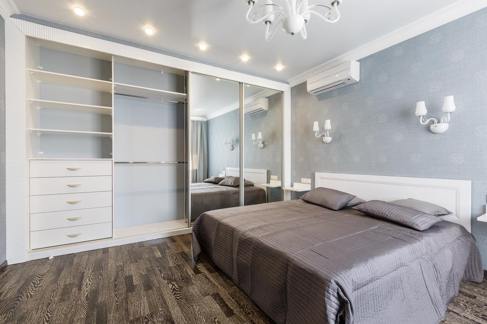 piese de mobilier pentru un dormitor mic