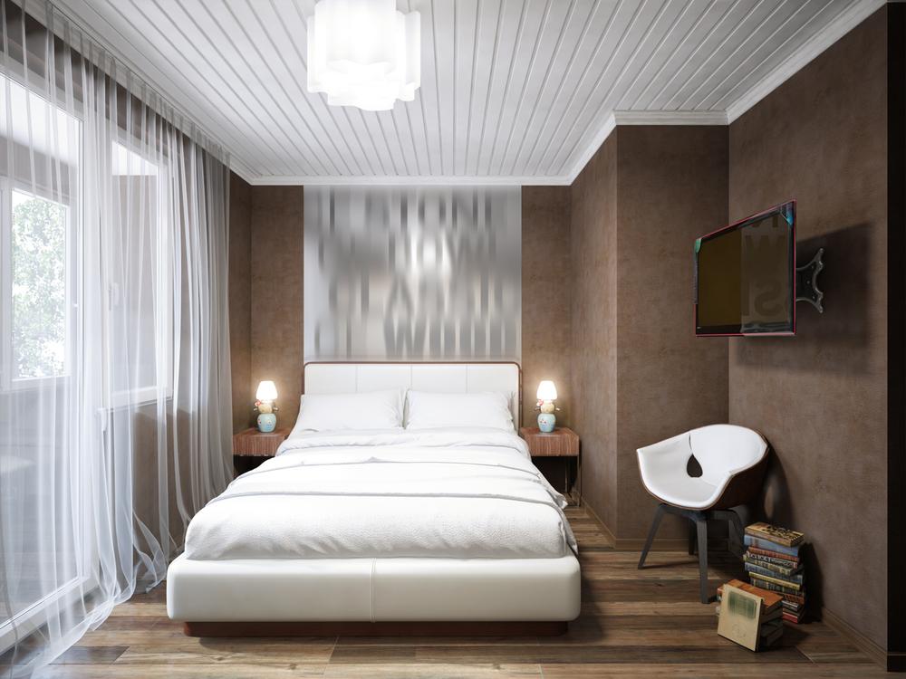 sistem de iluminat pentru dormitor
