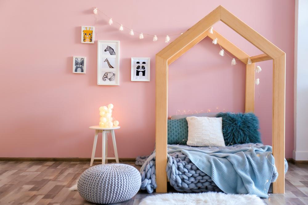 idei pentru amenajarea dormitorului copiilor