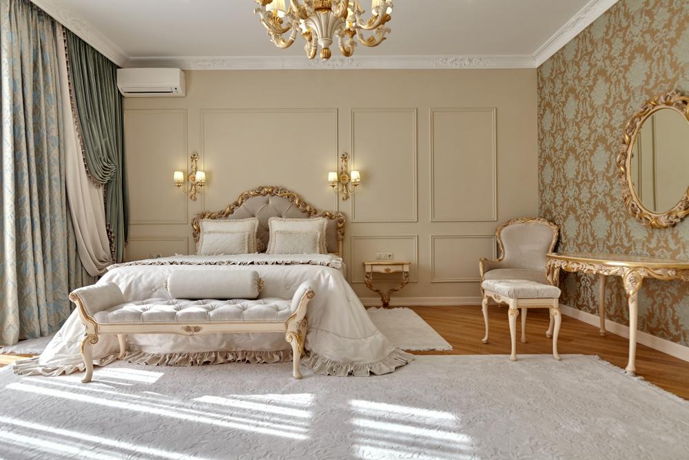 idei de amenajare dormitor clasic
