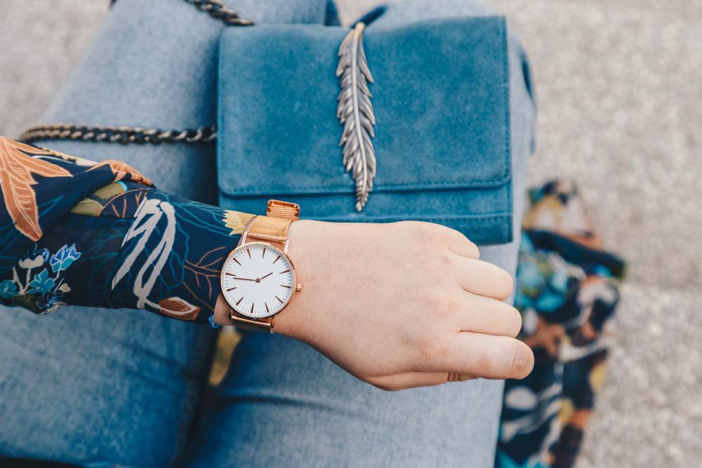 cum asortezi ceasul cu tinuta