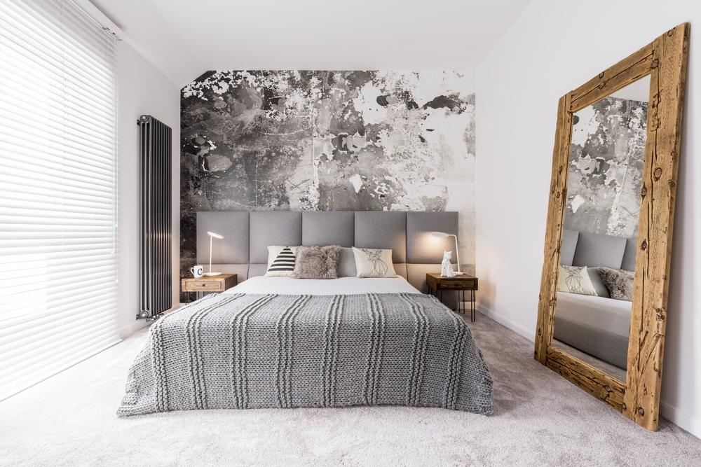 design dormitor dreptunghiular