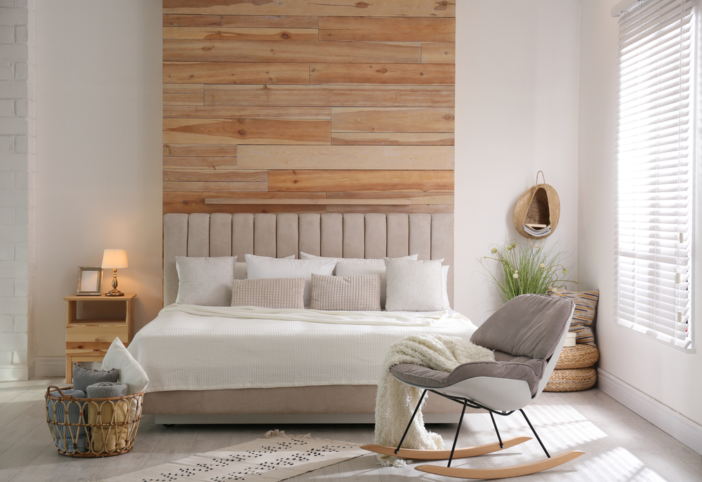 design dormitor patrat