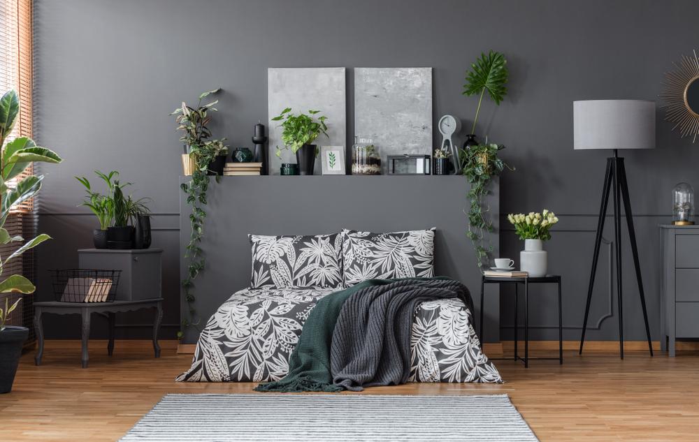 cromatica dormitorului pentru cuplu