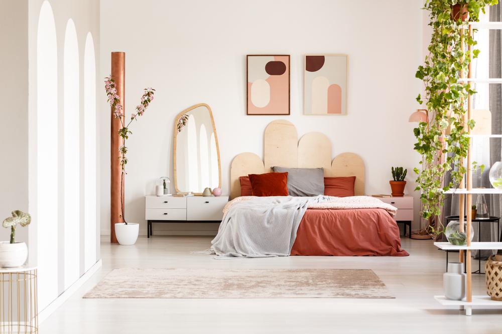 culori pentru dormitorul modern