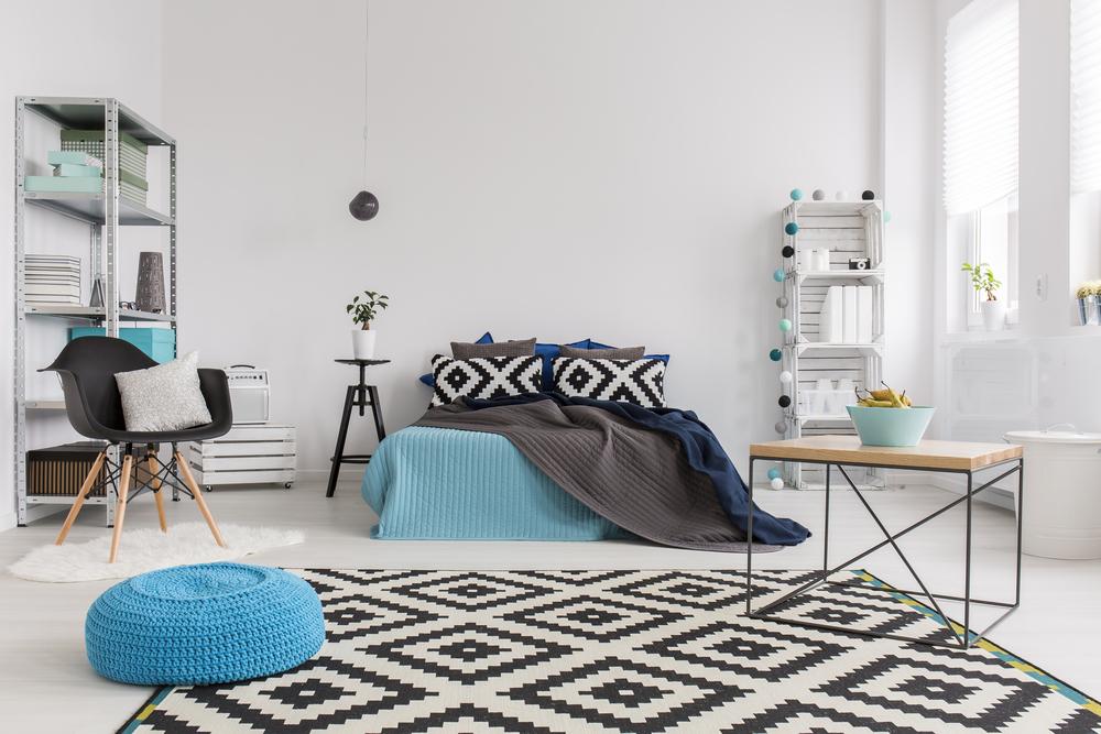culori pentru un dormitor mare