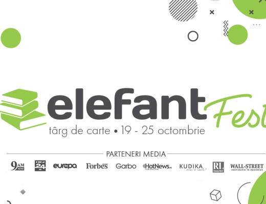 targul de carte elefantFest