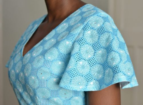 Flutter sleeves