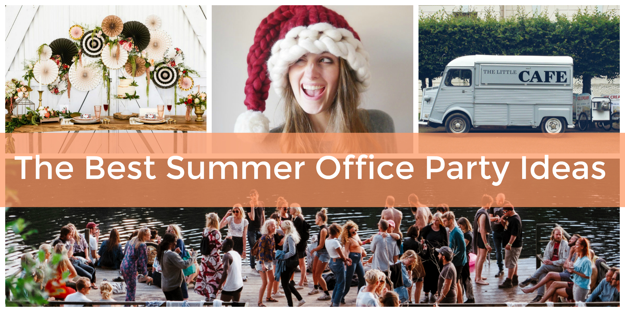 The Best Office Party Ideas For A Cool Summer Company Picnic Elfster Blog