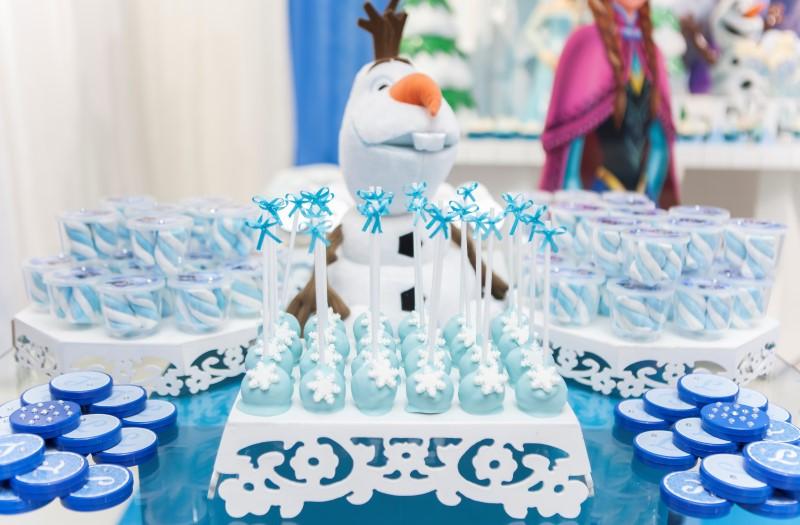 doces1 Festa Frozen