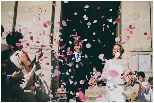 confetti-leaving-church