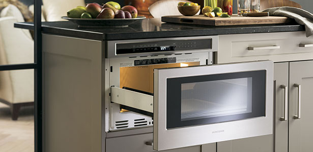 quick comparison of microwave drawers