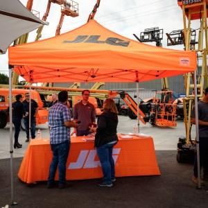 JLG equipment