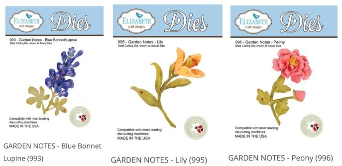 Garden notes 1