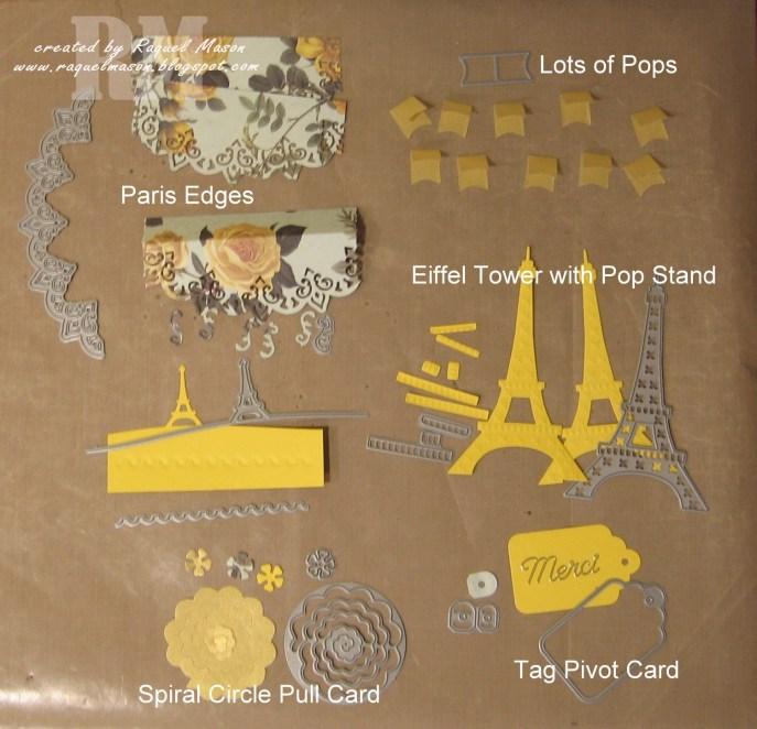 KB PIW Eiffel Tower pieces