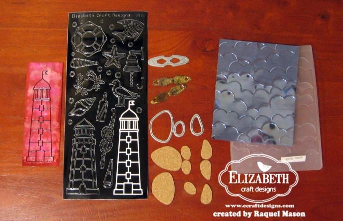ECD Lighthouse pieces