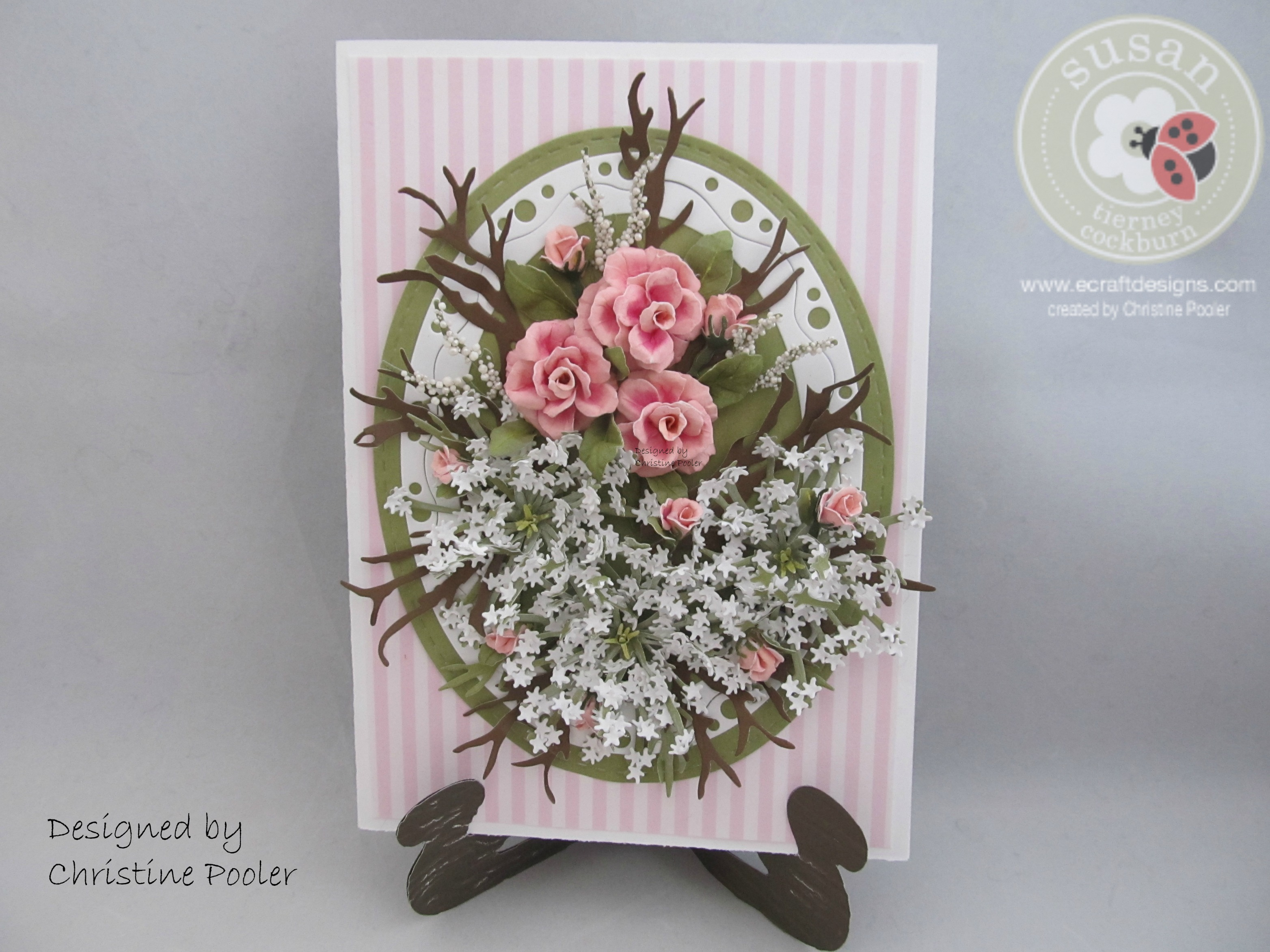 Elizabeth Crafts Clear Stamps What S Up