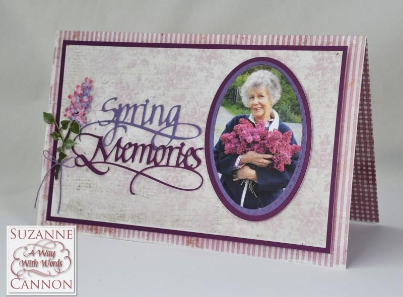 Spring Memories Suzanne Cannon