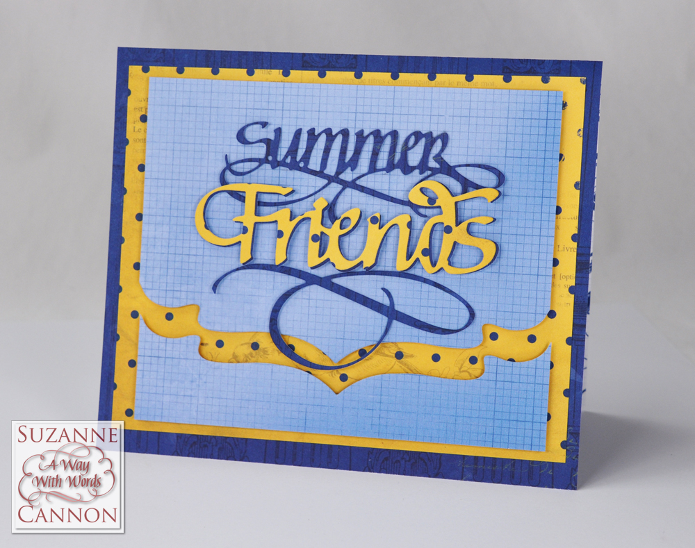 Summer Friends by Suzanne Cannon
