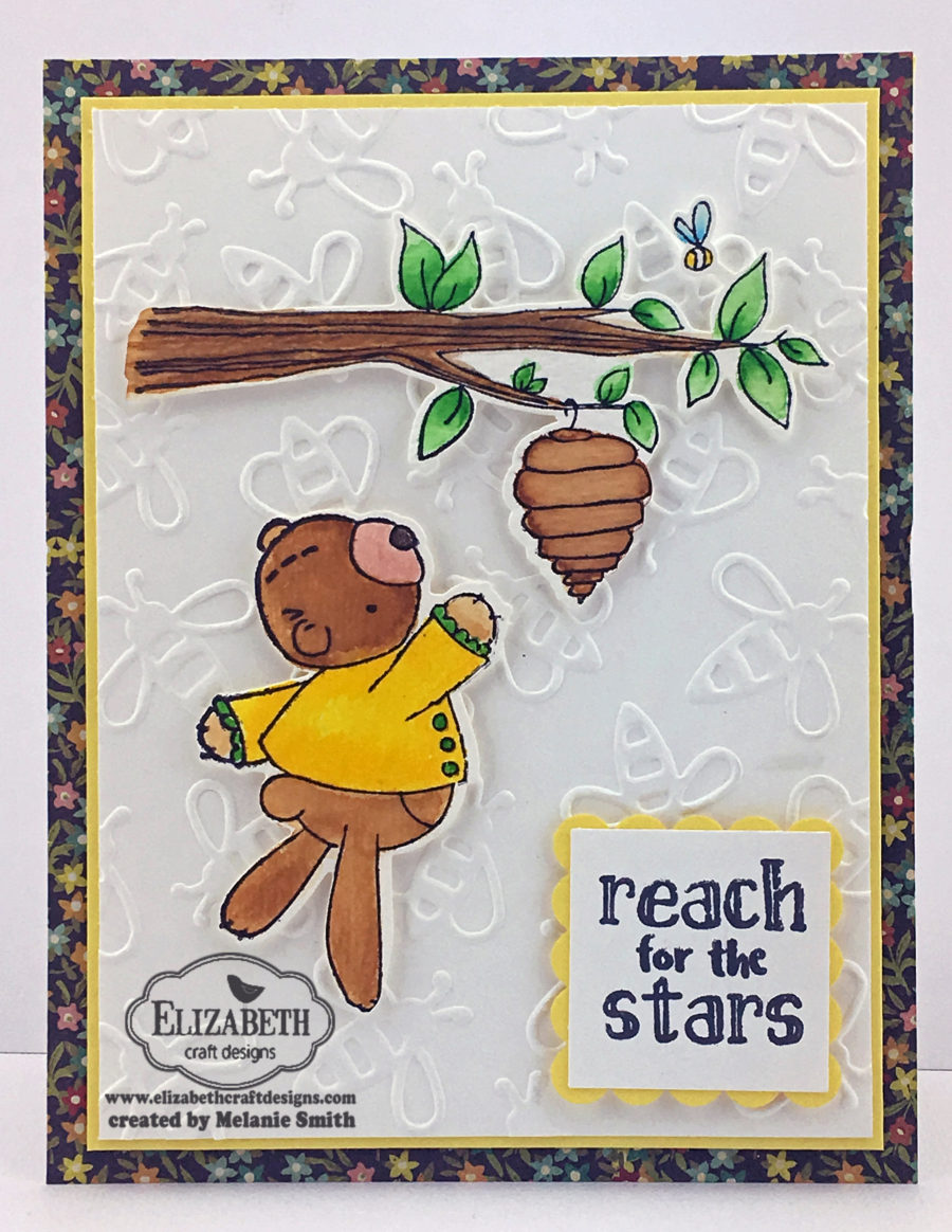 Honey Bear Card by Melanie Smith