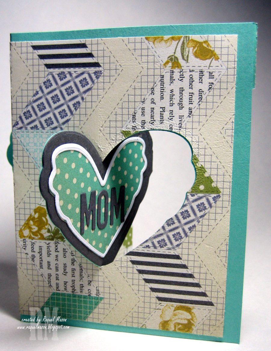 Seamless Backing Heart Pivot by Raquel Mason
